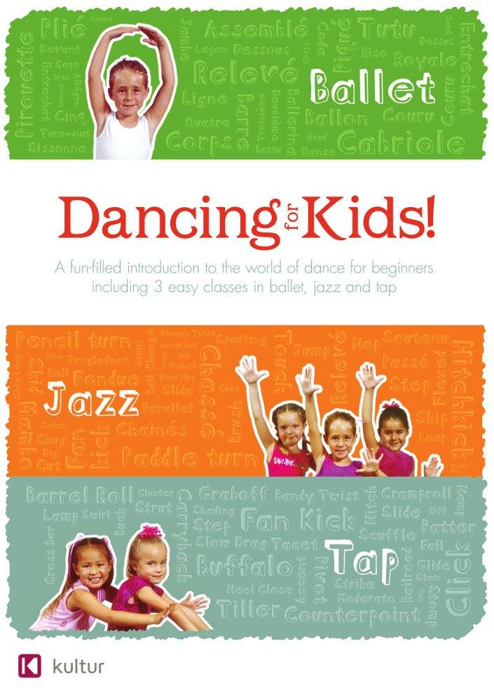 Dancing for Kids (Baby Ballet / Tot Tap / Junior Jazz) Rosemary Boross Kultur Instructional / Educational Movie