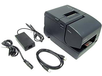 Epson TM-H6000IV (015): Serial, w/o PS, EDG - Impresora de ...