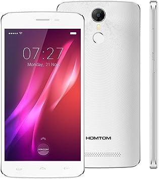HOMTOM HT27 - Smartphone 3G Android 6.0 (5.5 schermo HD ...