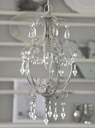 Lámpara techo lámpara de techo Araña blanco en mano ...