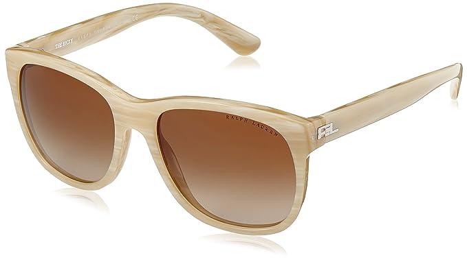 Ralph Lauren 0Rl8141, Gafas de sol para Mujer, Bone 60 ...