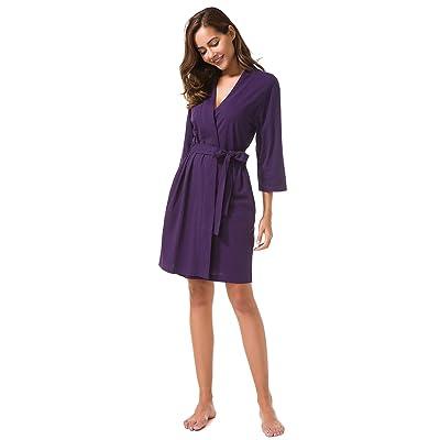 0e3e32d95 SIORO Mujer vestido pijama vestido pijama Suaves Ropa Dormir Camisón  Lencería corto