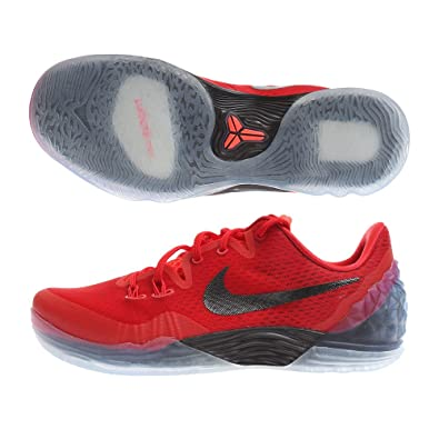 half off 8a662 49ad5 Nike Men s Zoom Kobe Venomenon 5 EP, University RED Black  Amazon.co.uk   Shoes   Bags