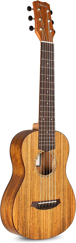 Cordoba Mini o viaje acústica guitarra cuerdas de nailon con ...