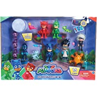 Just Play PJ Masks Deluxe Figure 16-Piece Set