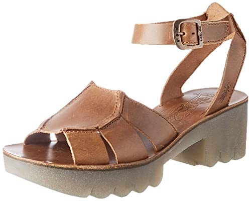 Fly London Damen Colk431fly Knöchelriemchen Sandalen