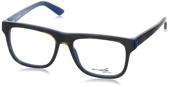 Arnette Outsmart, Monturas de Gafas para Hombre, Matte Green Havana On Blue, 54: Amazon.es: Ropa y accesorios
