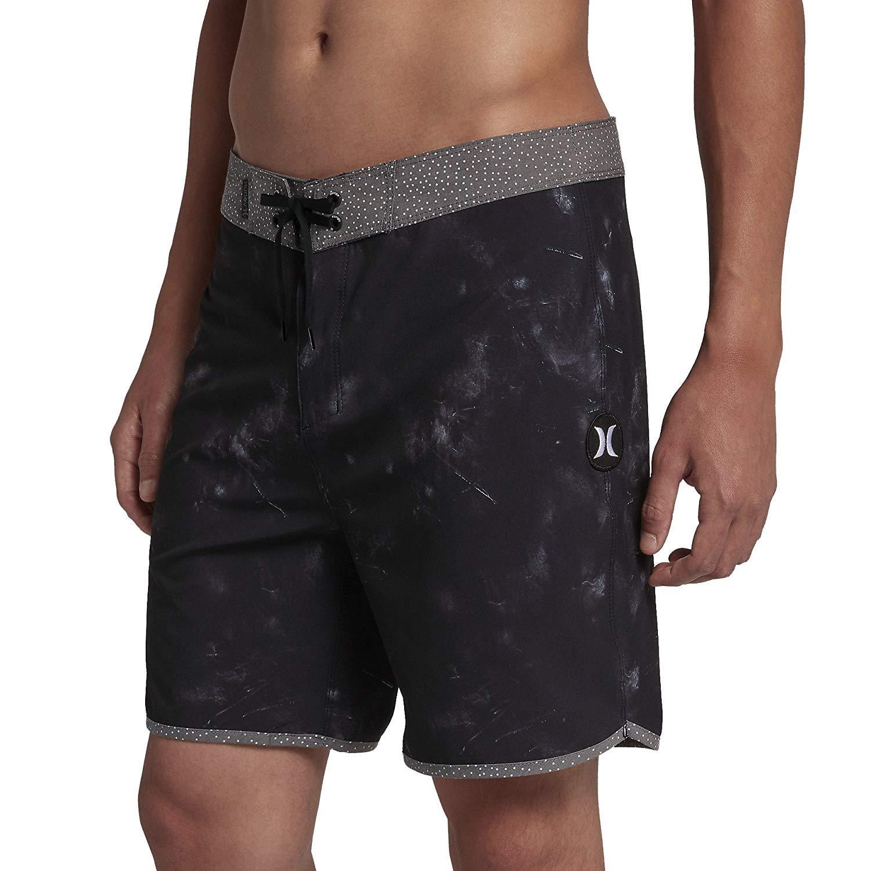 TALLA 30. Hurley M Phantom Durban 18' - Pantalones Cortos Hombre