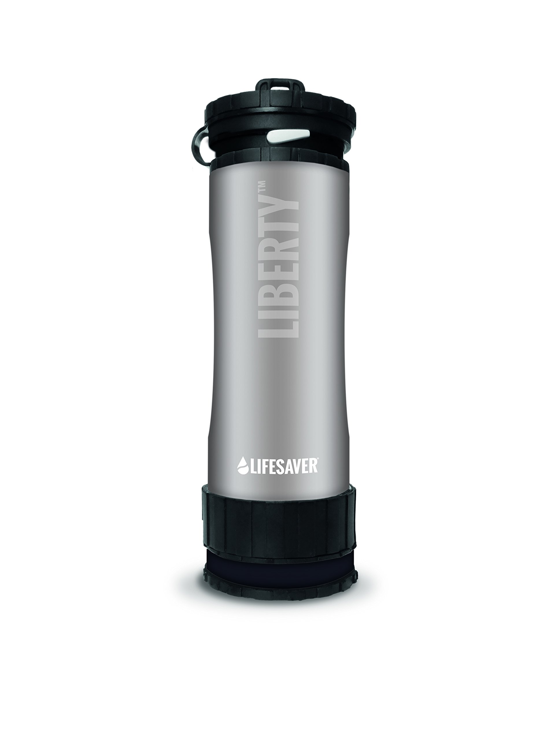 ICON LIFESAVER SYSTEMS Liberty Water Purification System, Silver, 2000L