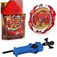 Special&Kind Wrestling Masters Fusion Spinning Top Gyro Gyro and Plastic Launcher Rapidity Toys and Gifts Interesting…