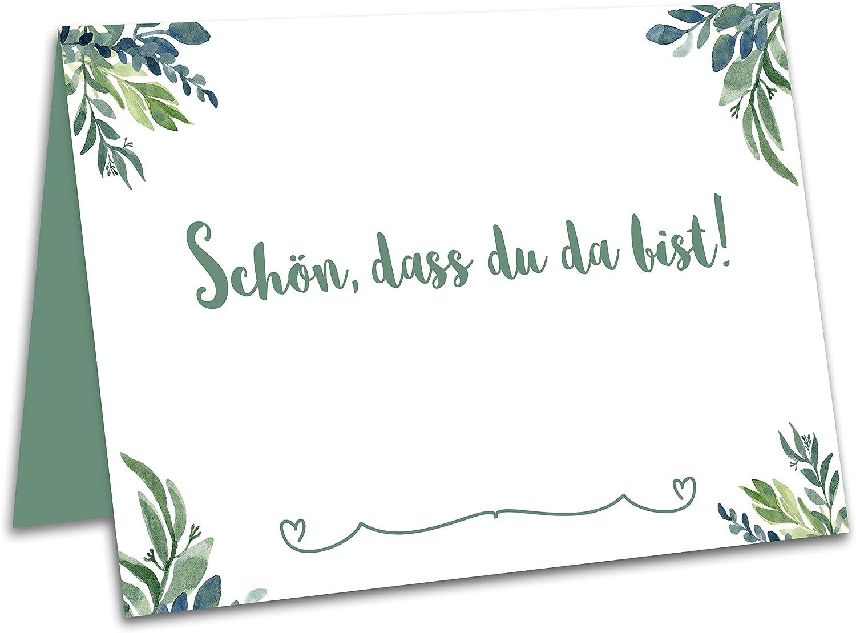 f/ür Hochzeit G/ästenamen 9 x 5 cm rechteckig Tischnummern quadratisch Uniqooo Platzkarten aus transparentem Acryl Geburtstag Lebensmittelschilder und besondere Anl/ässe Party