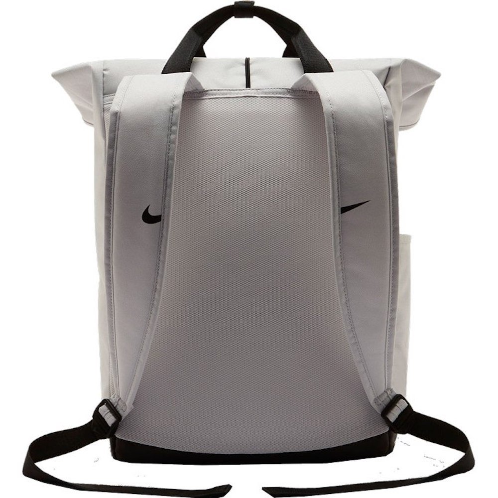 uk store hot new products quite nice Nike Unisex Polyester Off White Radiate Backpack: Amazon.in ...