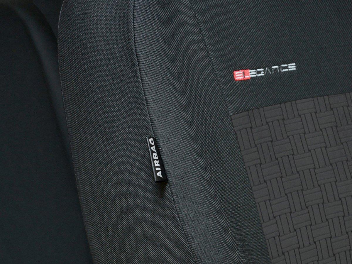 CITROEN JUMPER Jumper Coprisedili dopo Mass auto teloni perfetta vestibilit/à sedili coprisedili in velluto maglia Imbottitura/® Auto di gioielli