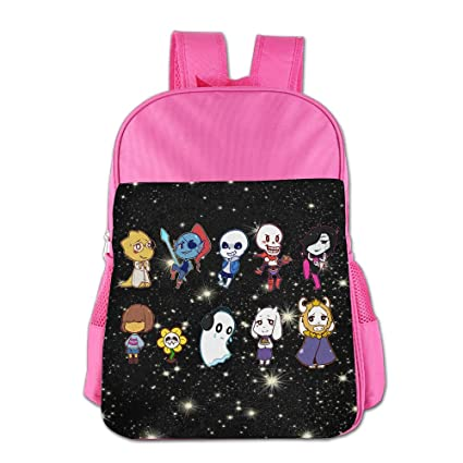 179473a58b Amazon.com  STALISHING Kid s Undertale All Roles School Bag Backpack  Home    Kitchen