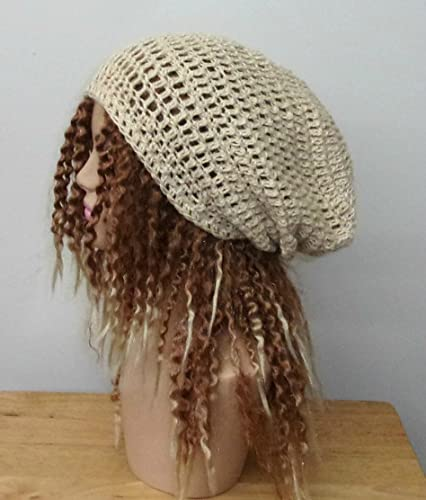 468bdb8f496 Image Unavailable. Image not available for. Color  Handmade Slouchy beanie  ...