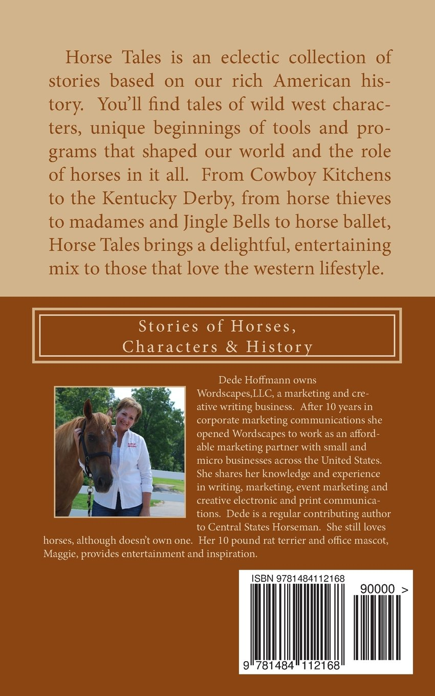 Stories of Horses, Characters & History