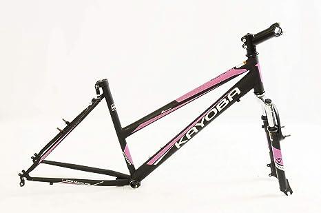 KAYOBA Marco de Repuesto para Bicicleta de Kaiyuba, con Ruedas de ...