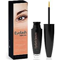 Natural Vine Eyelash and Brow Growth Serum, Irritation Free Formula, Guaranteed Results in 3-4 Weeks for Longer, Thicker…