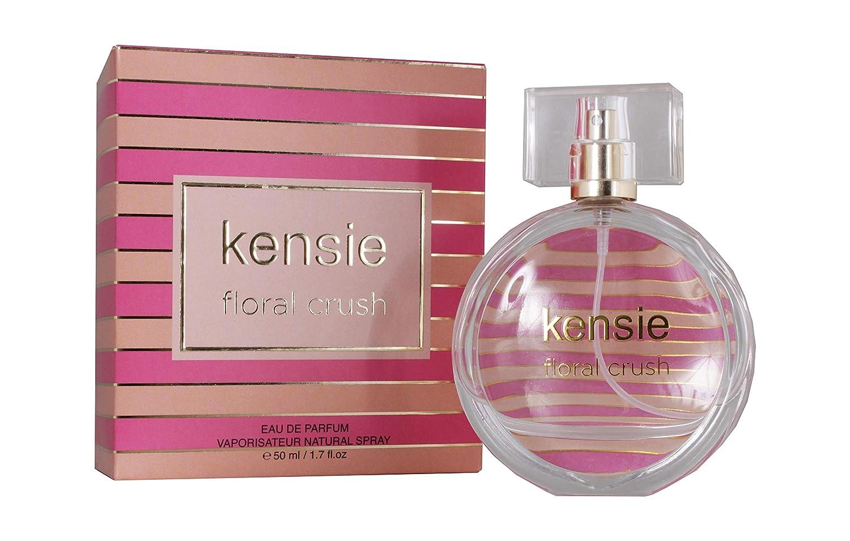 Kensie - Floral Crush 1.7 Ounce Eau De Parfum, Pink