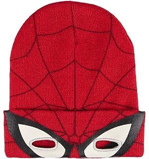 spiderman cappello peruviano con confezione regalo taglia unica ... 6e1edca66f5e