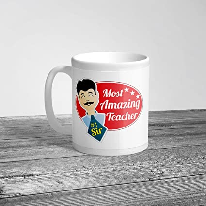 Krazzy Kollections Most Amazing Sir Gift Mug