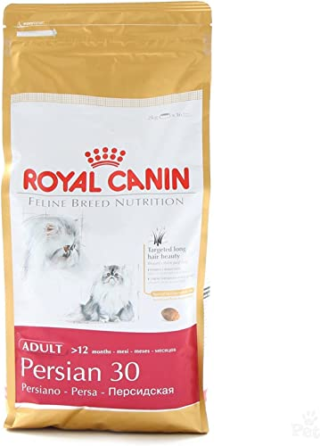 Royal Canin Adult Complete Cat Food for Persian Cat 2kg 4.4 pounds