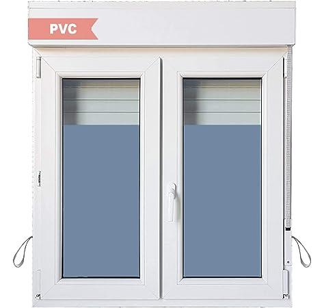 Ventana PVC Practicable Oscilobatiente 2 hojas con Persiana (PVC) 1200 ancho x 1155 alto: Amazon.es: Bricolaje y herramientas