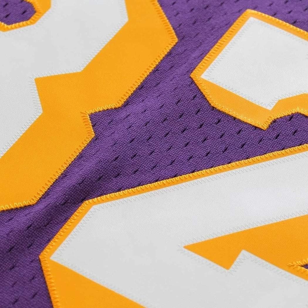 Johnson 1984-85#32 Maglia Mitchell /& Ness LA Lakers M