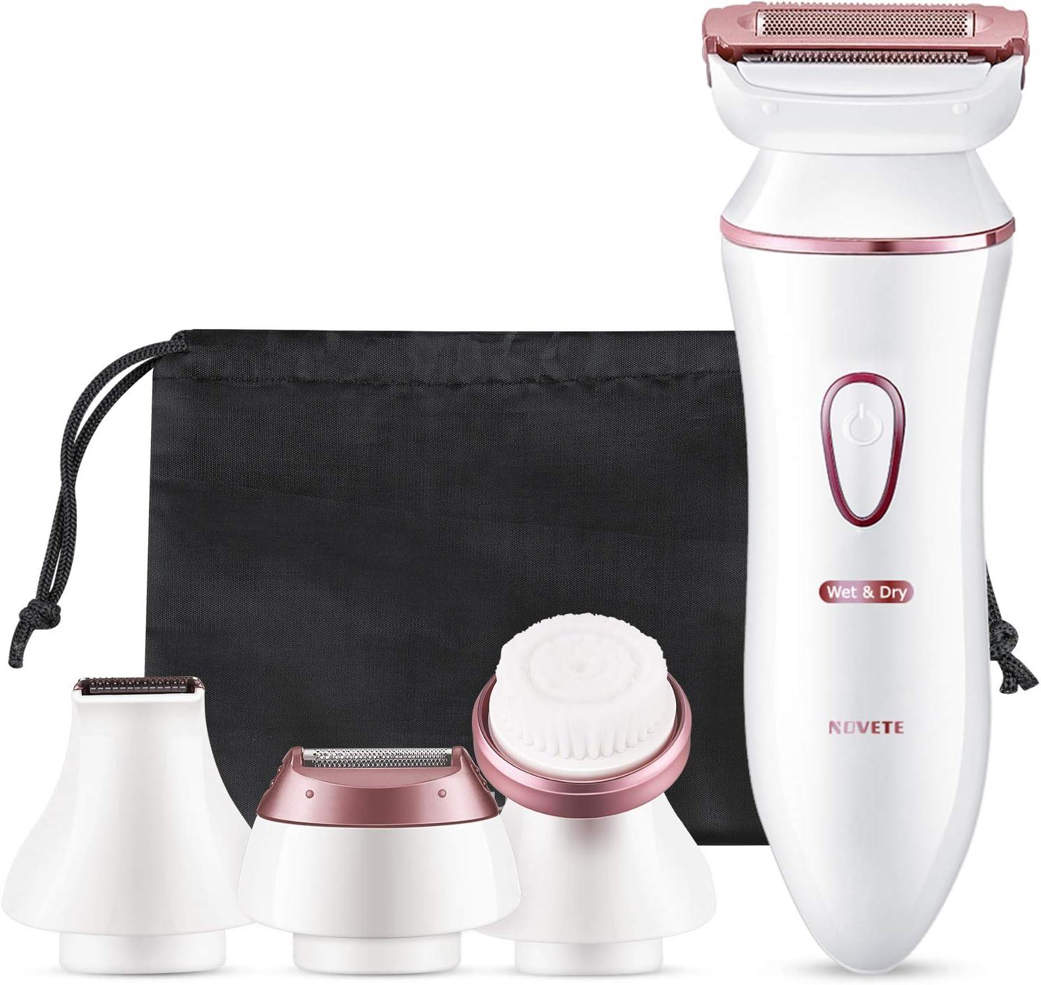 Acoplador De afeitadora, novete afeitadora eléctrica Mujer ...