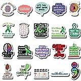 Mental Health Awareness Message Pens set of 12