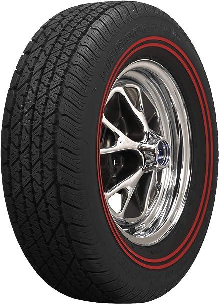 Red Line Tires >> Amazon Com Coker Tire Redline Radial Tire P205 70r14 Automotive