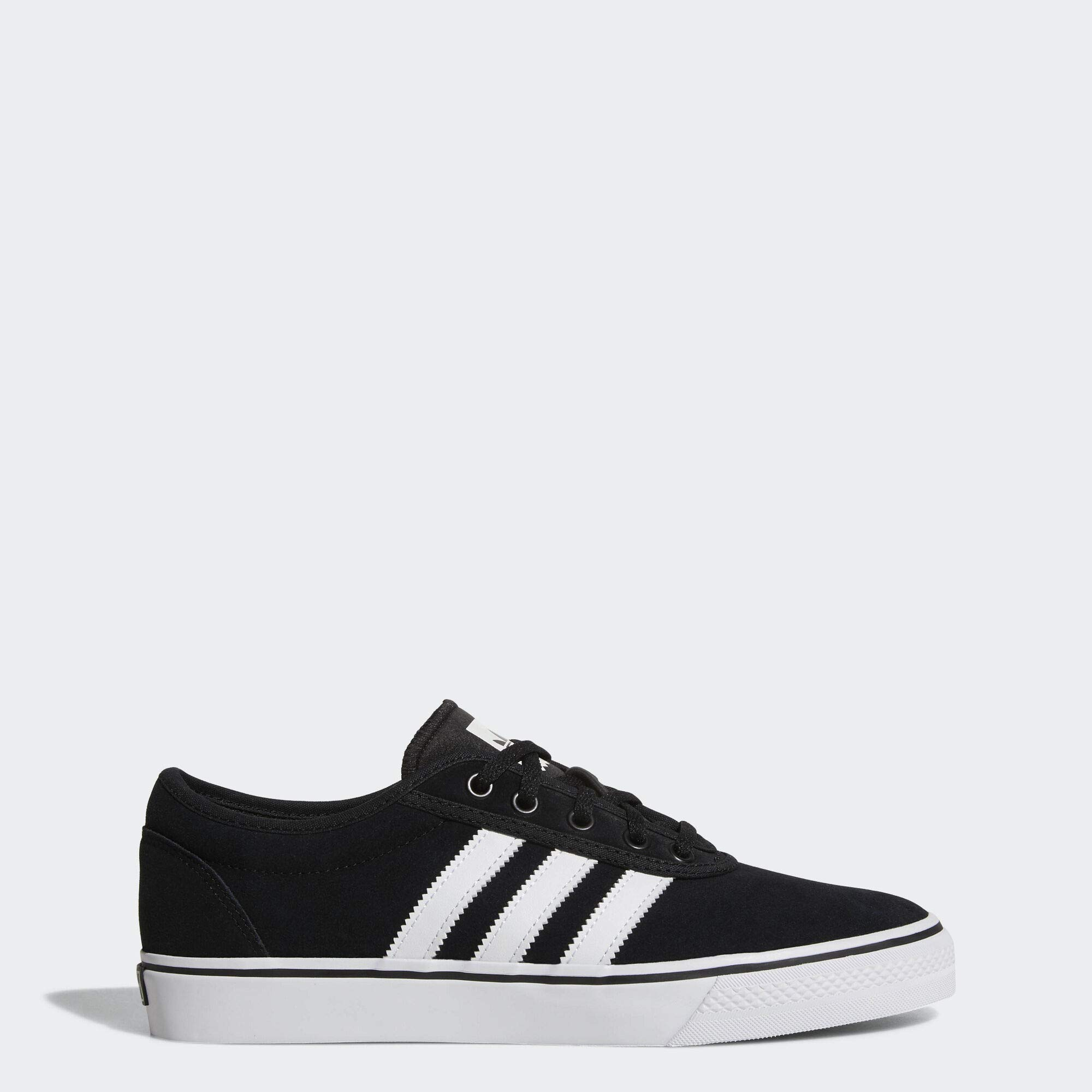 adidas Originals Men's Adi-Ease Premiere Tennis Shoe, Core Black/White/Core Black, 10 M US