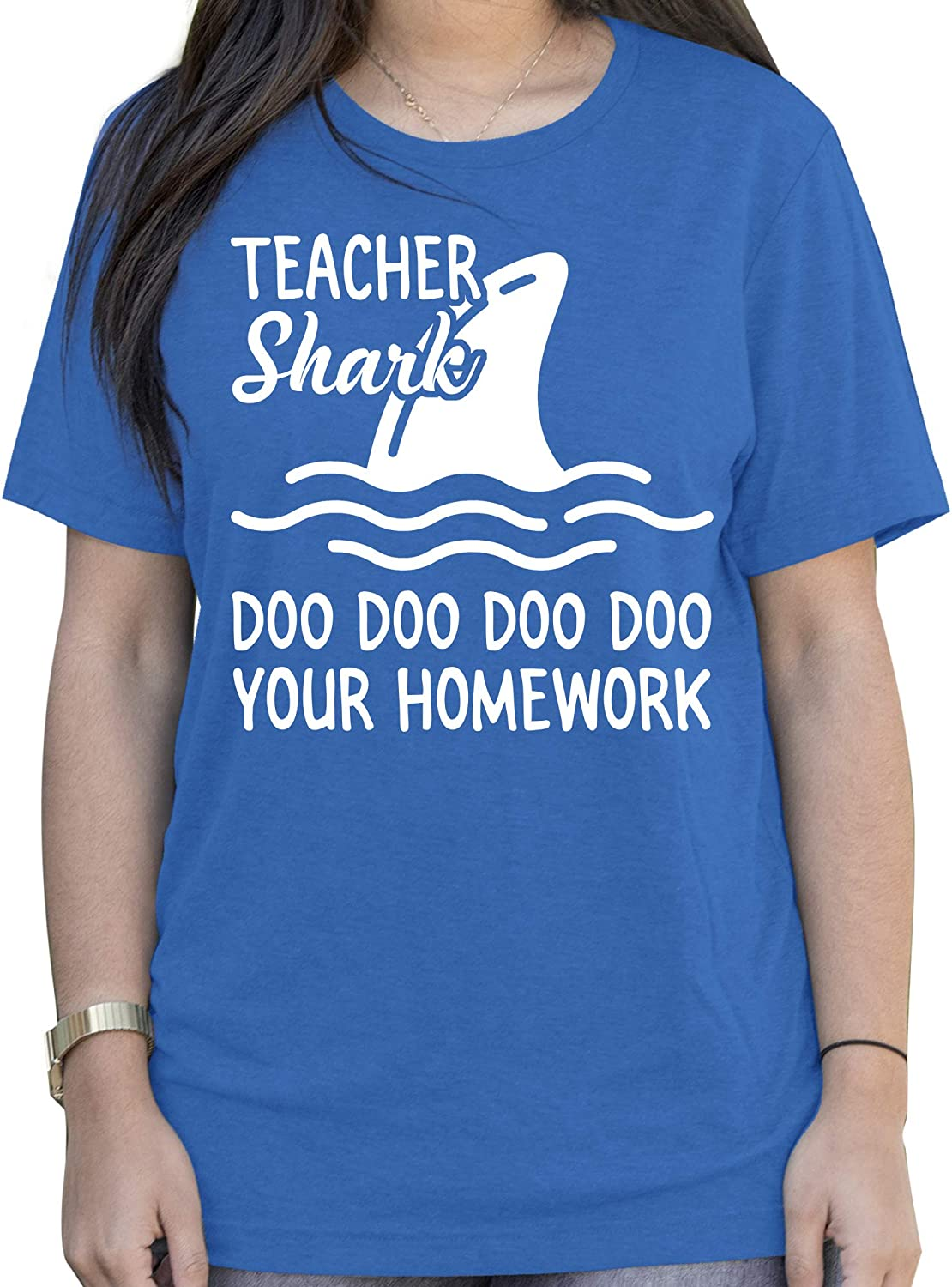 Teacher Shark Doo Doo
