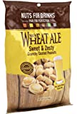Nuts For Drinks Flavored Crunchy Coated Peanuts, Pairs with Your Favorite Craft Beer, Wheat Ale
