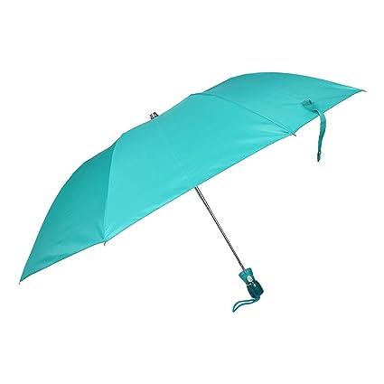 9f396b5f3e3aa Fendo Yardley 2 Fold Sea Green Color Umbrella: Amazon.in: Bags, Wallets &  Luggage