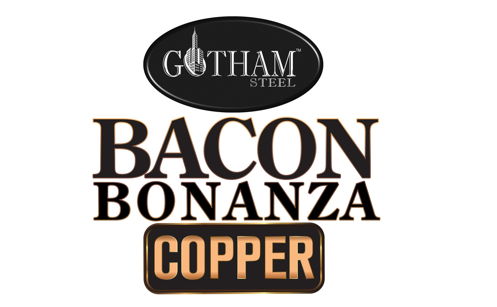Bacon Bonanza by Gotham Steel Oven Healthier Bacon Drip Rack Tray with Pan – As Seen on TV by GOTHAM STEEL