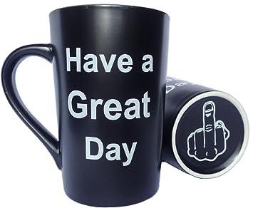 Amazon.com: MAUAG Funny Christmas Gifts - Porcelain Coffee Mug ...