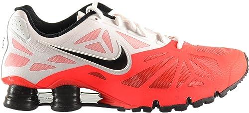release info on ever popular best Amazon.com   Nike Shox Turbo 14 Men's Shoes Laser Crimson/Black ...