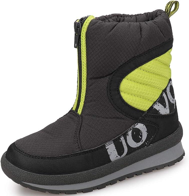 UOVO Boys Snow Boots Boys Winter Boots