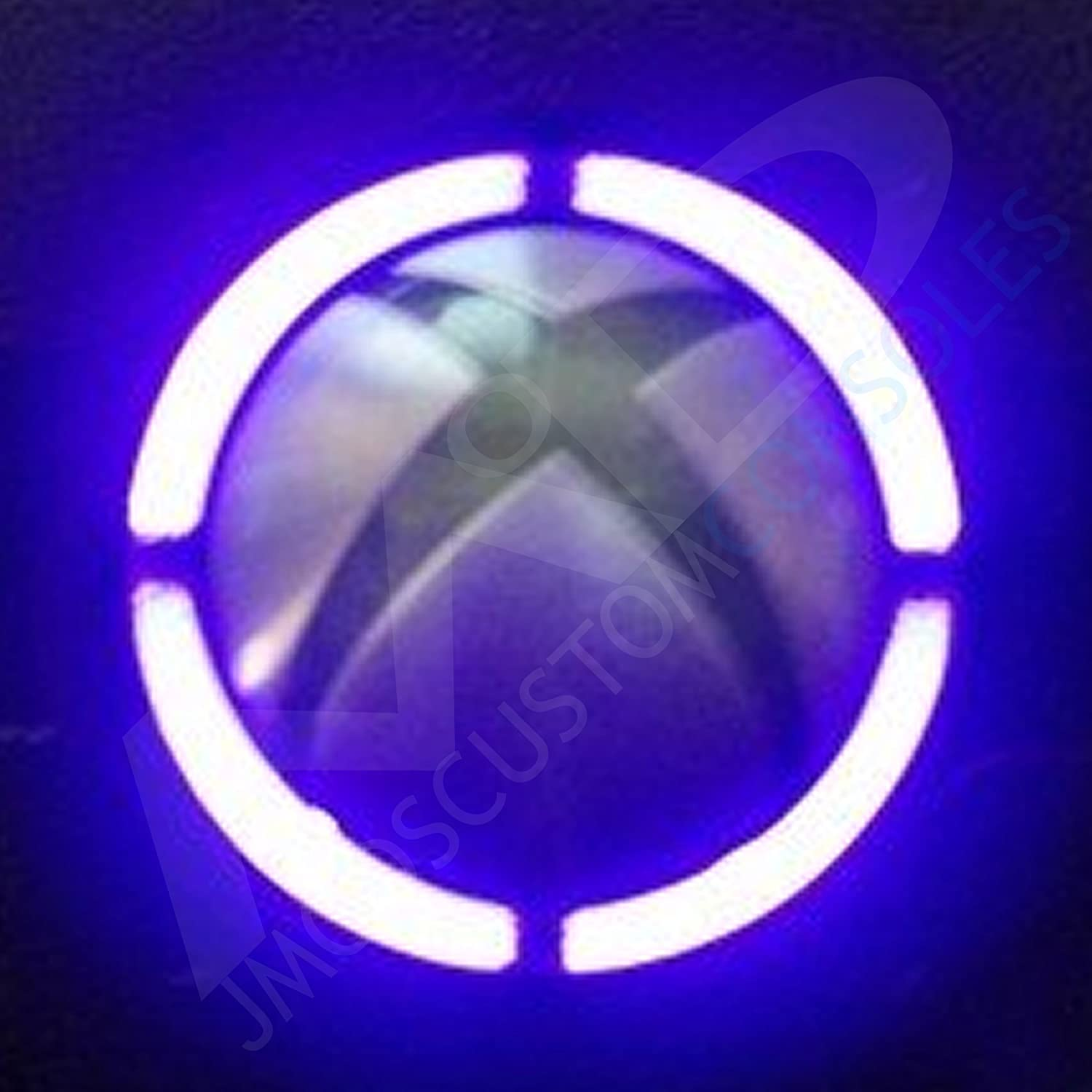 Jmodscustomconsoles Xbox 360 Controller Led Mod Rol Bright