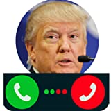 Donald Trump Prank Calling [Fake Calling From Donald Trump, Talking Donald Trump but it is a prank]