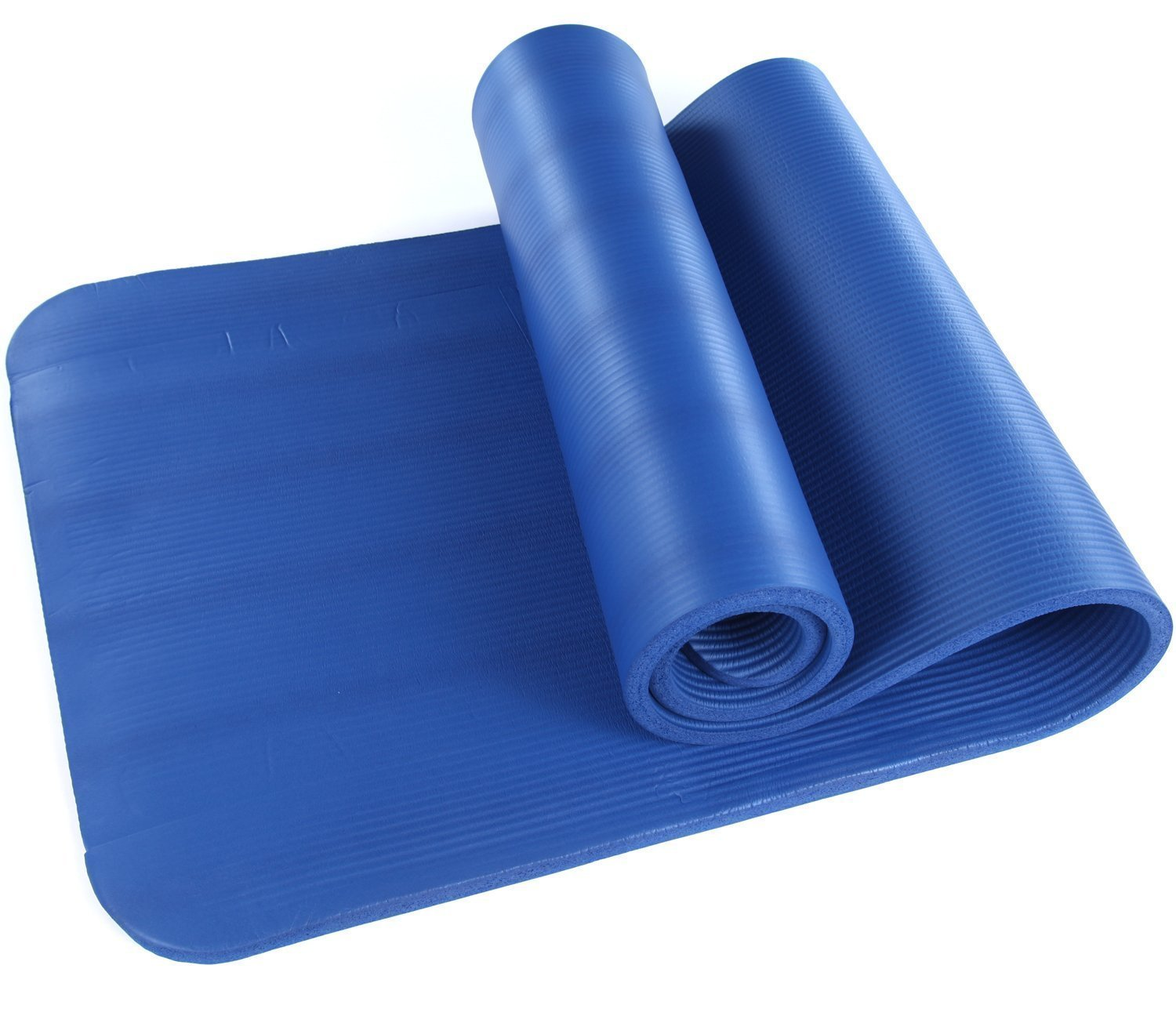 One Fit Extra Thick & Wide Yoga Mats 1/2-Inch Extra Thick 72