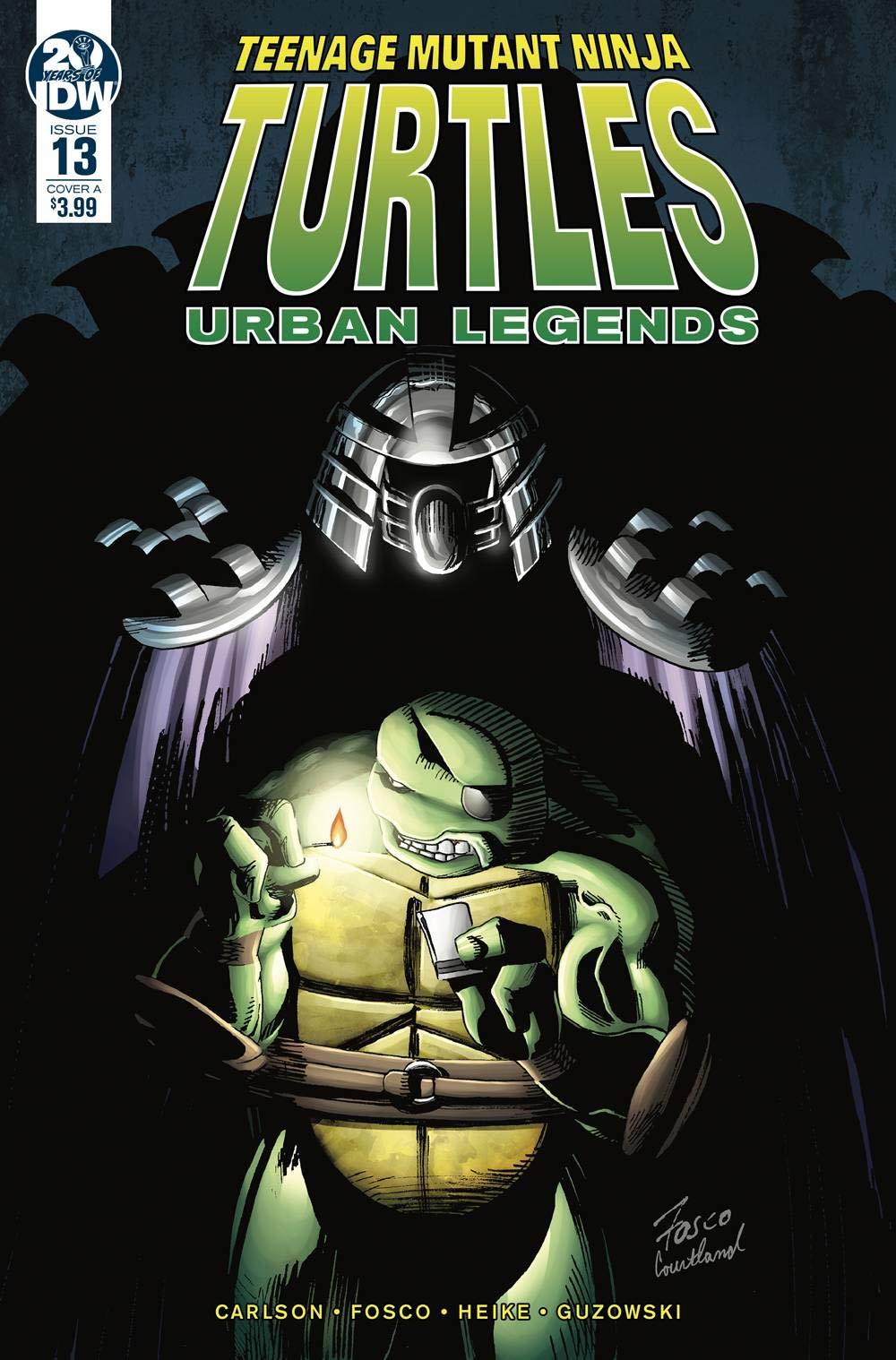 TMNT URBAN LEGENDS #13: Gary Carlson: Amazon.com: Books