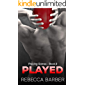 Played (Playing Games Book 2)