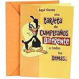 amazon com hallmark vida spanish birthday greeting card floral