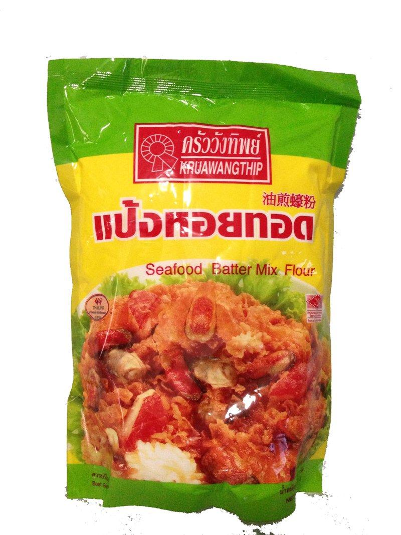 Kruawangthip Seafood Batter mix Flour 500 g Amazing of Thailand