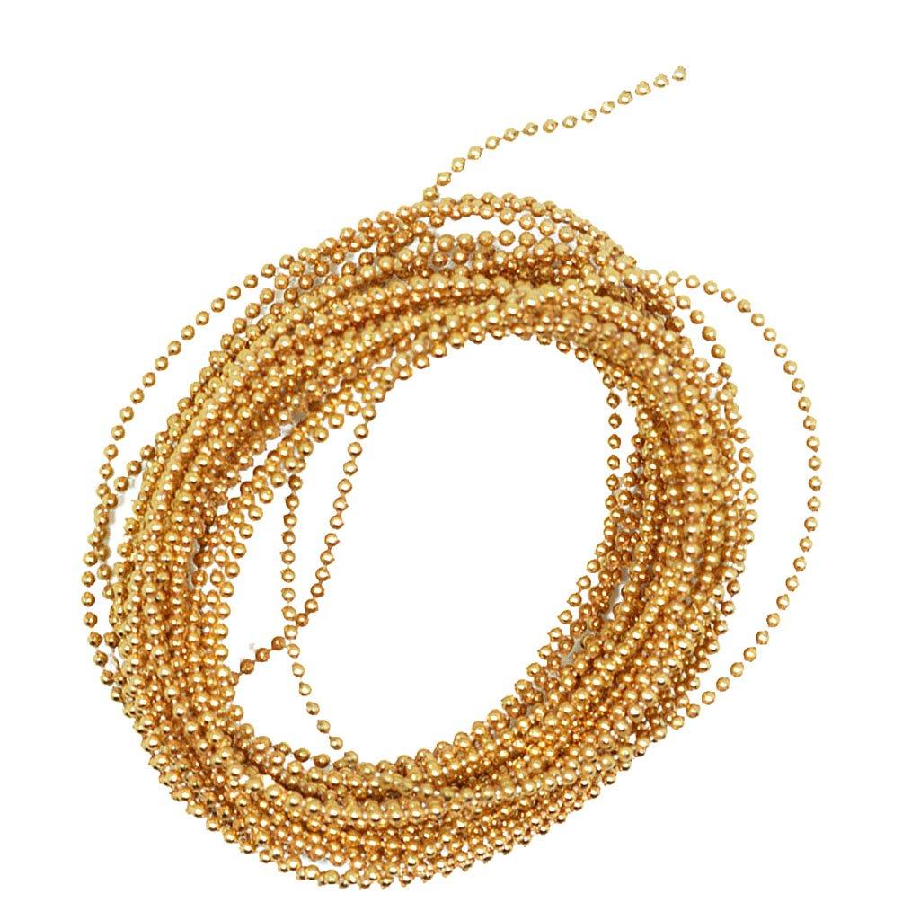 10m Perlenkette Perlen Kette Trim Band Spitze DIY Schmuck Hochzeit