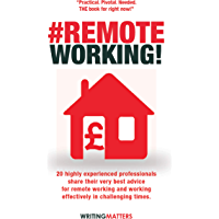 Remote Working: How to effectively and efficiently work from home in challenging times.