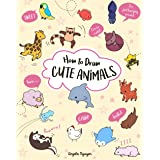 How to Draw Cute Animals (Volume 2)