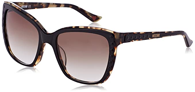 e38e865465 Image Unavailable. Image not available for. Colour  Moschino Women s Eye  Sunglasses